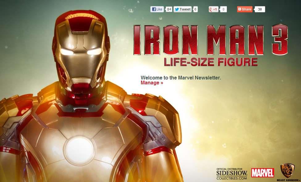 iron-man-3-statue