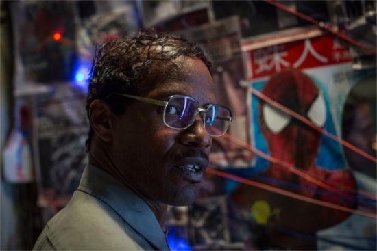 Amazing Spider-Man 2's Foxx Among Celebrity Directors For Project Imaginat10n