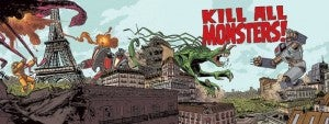 Kill All Monsters Vol. 1 cover