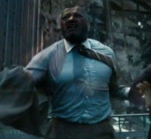 Laurence Fishburne Man of Steel