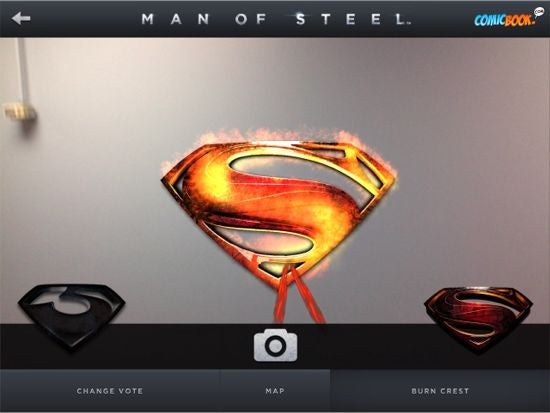Man Of Steel Walmart App 1