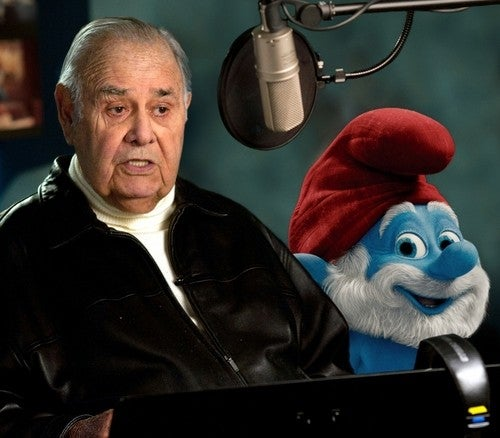 Jonathan Winters voices