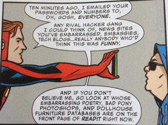 Reddit Featured In Marvel Comic Book   Sort Of