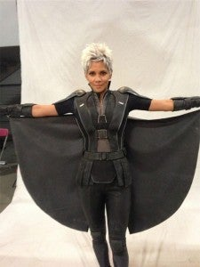 Storm In X-Men Days Of Future Past