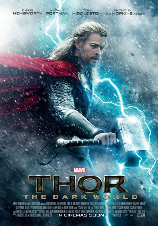 Thor: The Dark World Trailer Coming Tuesday