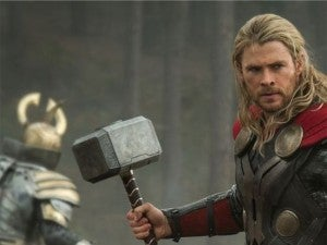 Thor The Dark World Thor