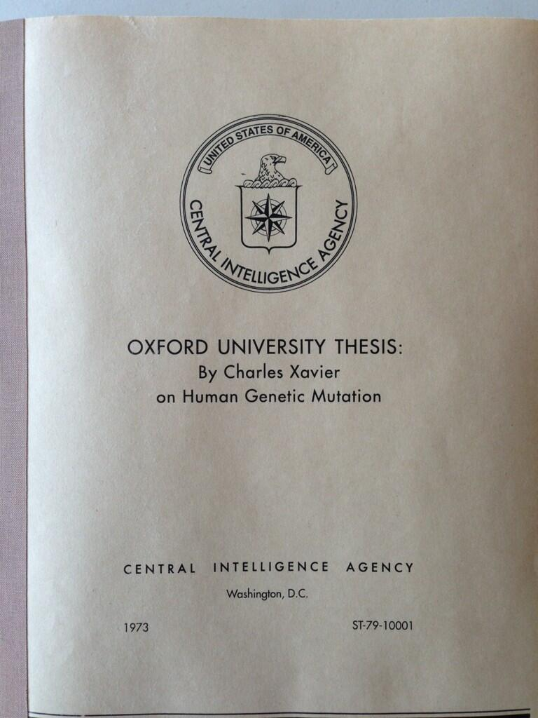 Dissertation oxford