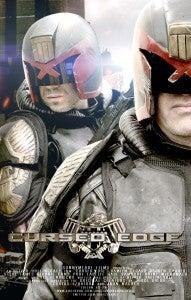 Judge Dredd: Cursed Edge poster