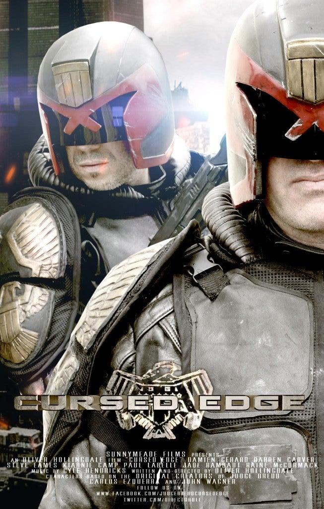 Dredd Fan-Made Sequel Cursed Edge Debuts Online