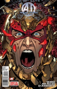 Age of Ultron #10AI Preview