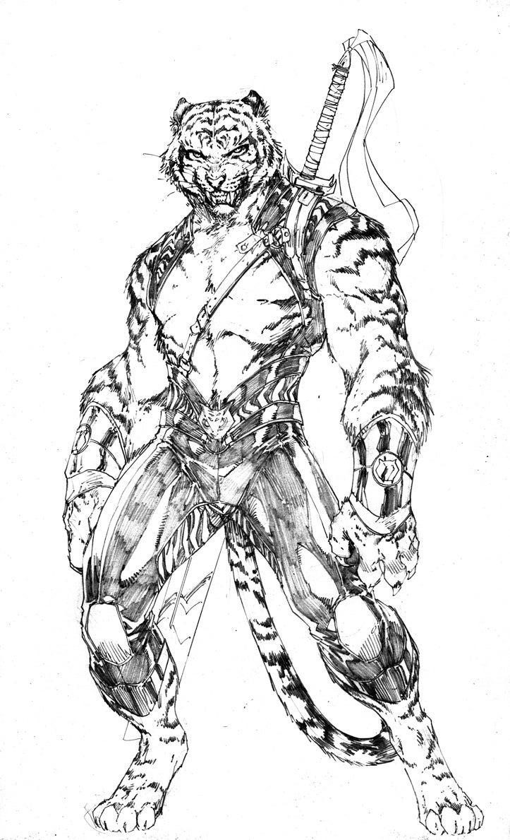 BronzeTiger