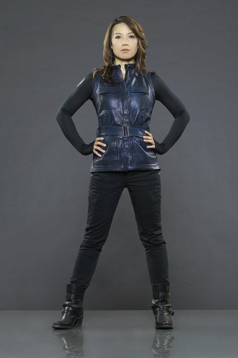 Melinda May_Agents of SHIELD