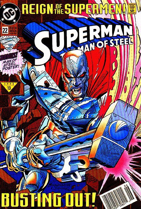 Superman_-_Man_of_Steel_22_Newstand_edition