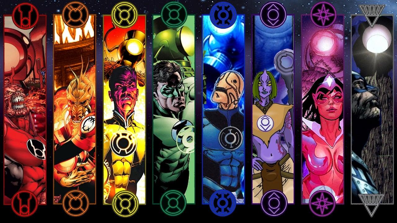 The-Lantern-Corps