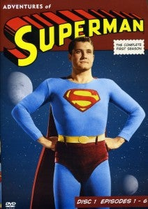 Adventures of Superman DVD