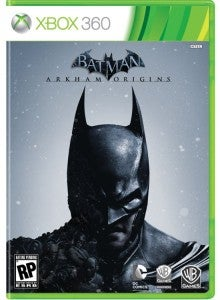 Batman Arkham Origins Video Game Xbox
