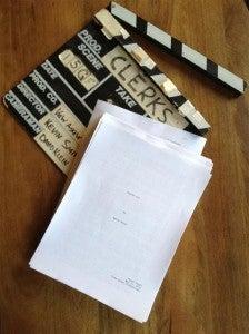Clerks 3 script complete