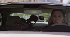 """Leonard Nimoy in """"The Challenge"""" for Audi"""