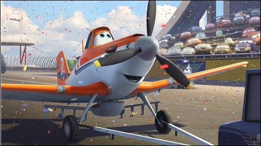Disney's Planes: New Trailer Now Online