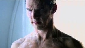 Star Trek Into Darkness shower scene