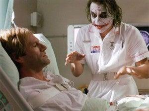 The Dark Knight Two Face & The Joker