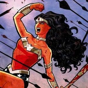 Wonder Woman Amazon TV Series