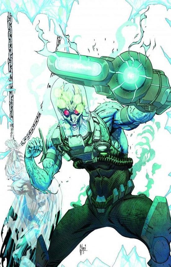 Batman: The Dark Knight #23.2 - Mr. Freeze