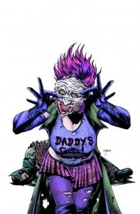 Batman The Dark Knight #23.4 - The Joker's Daughter
