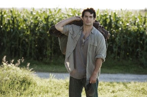 """HENRY CAVILL as Clark Kent in Warner Bros. Pictures' and Legendary Pictures' action adventure """"MAN OF STEEL,"""" a Warner Bros. Pictures release."""