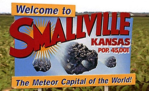 Kansas Town Will Be Smallville For A Day