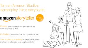 Amazon Storyteller stock characters