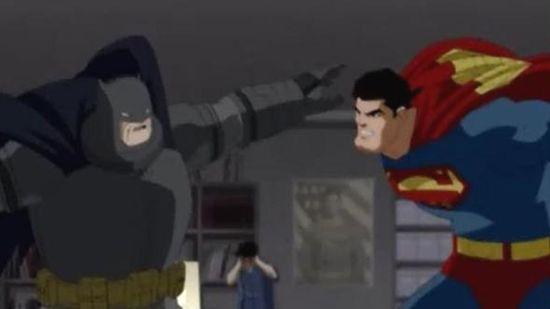 Christopher Reeve The Dark Knight Returns