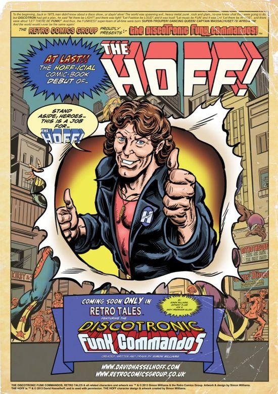 david-hasselhoff-comic-book