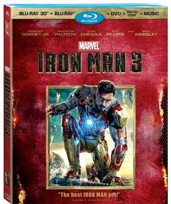 Iron Man 3's U.S. Box Office Haul Might Not Beat The Hunger Games
