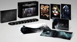The Dark Knight Trilogy Ultimate Box Set