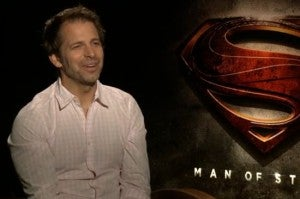 Zack Snyder Justice League Movie