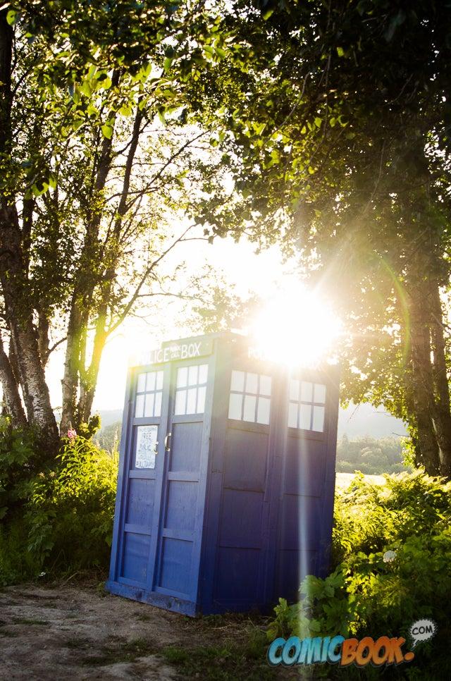 Doctor Who: Mysterious Alaskan TARDIS Explained