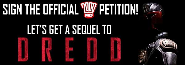Judge Dredd Publisher 2000 AD Launches