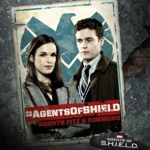 Agents Of SHIELD Fitz And Simmons