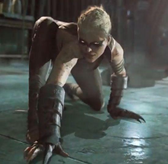Batman Arkham Origins - Copperhead