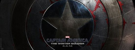 Captain America The Winter Soldier Logo