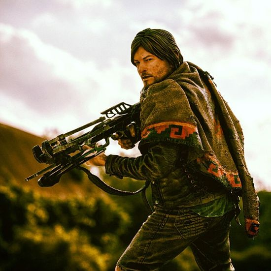 Daryl Dixon Action Figure