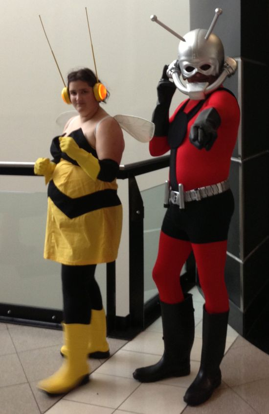 Fandomfest Ant-Man & Wasp