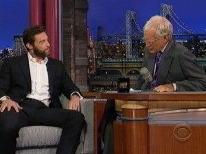 Hugh Jackman & David Letterman