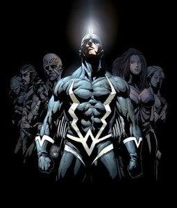 Inhumans Movie