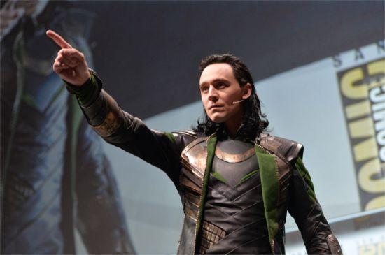 Loki Marvel Studios Panel