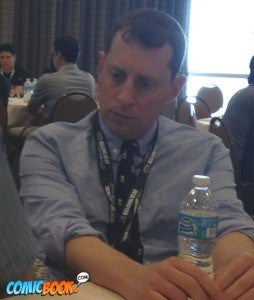 Scott M. Gimple The Walking Dead