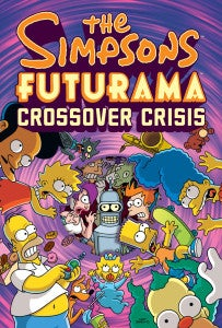 simpsons-futurama-crossover