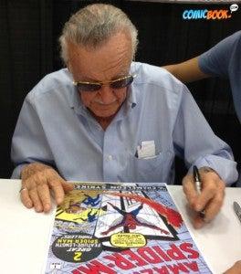 Stan Lee Signing