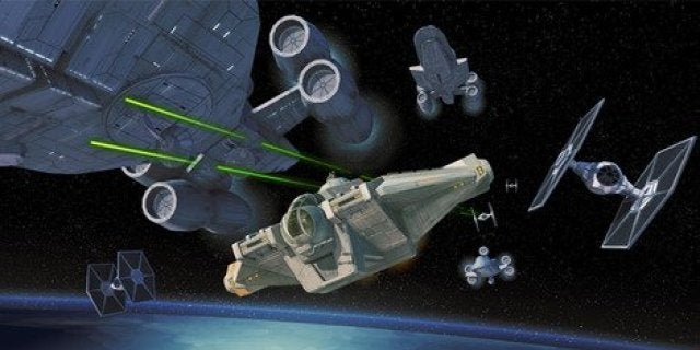 star wars rebels ghost millennium falcon